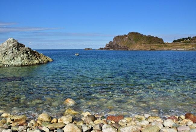 晩年、世阿弥は佐渡島に流された。