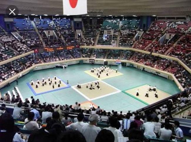 第54回全日本合気道演武大会