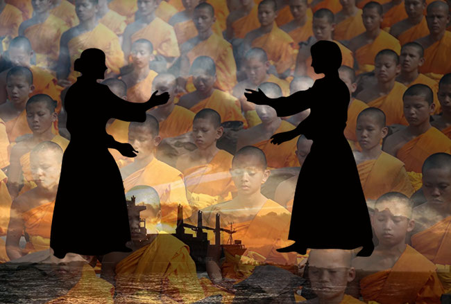 仏教と武道