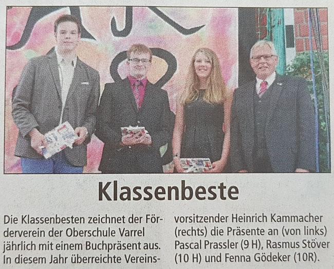 Quelle: Kreiszeitung vom 23.06.2018