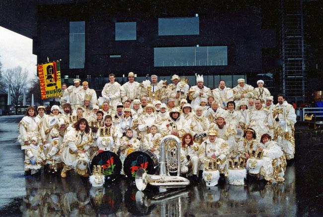 40 Johr gold-wyss