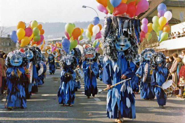 1979 - Symphonie in blau