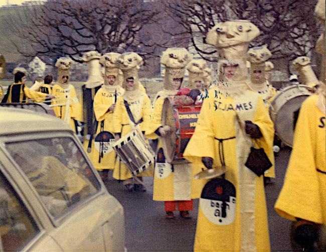 1971 - St. James