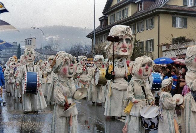 1981 - Potzfraueli