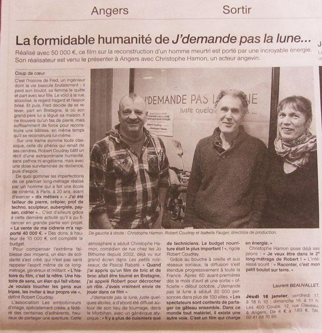 Ouest France_15 janvier 2014