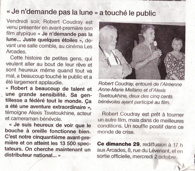 Dimanche Ouest France_29 septembre 2013