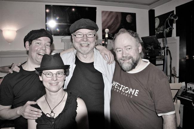 Sean O' Brian & Band, Foto: Sabine Brembach