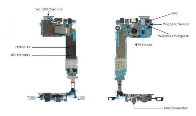 Motherboard Samsung Galaxy S7