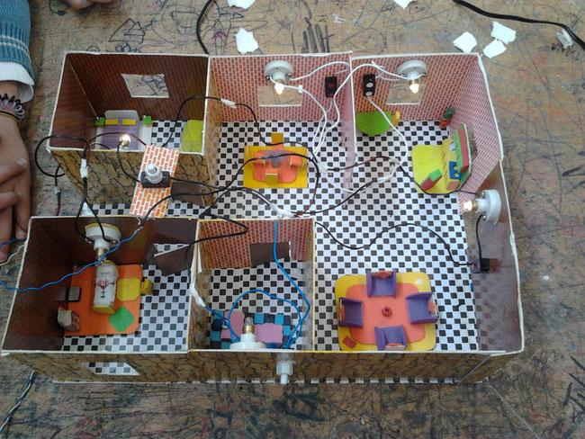 Maquetas de Instalaciones Eléctricas Residenciales ...