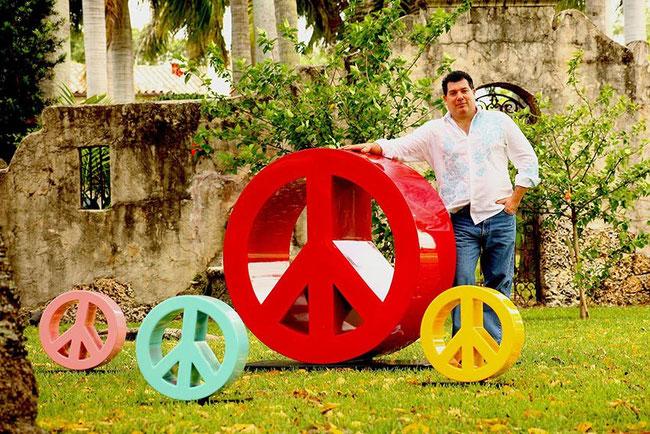 Sculptor: Luis Jimenez