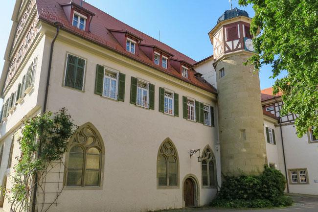 © Traudi - Bonn'scher Bau mit Treppenturm