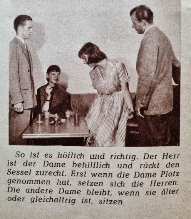 """Quelle """"Ratgeber für Frau und Familie"""" 6/1958"""