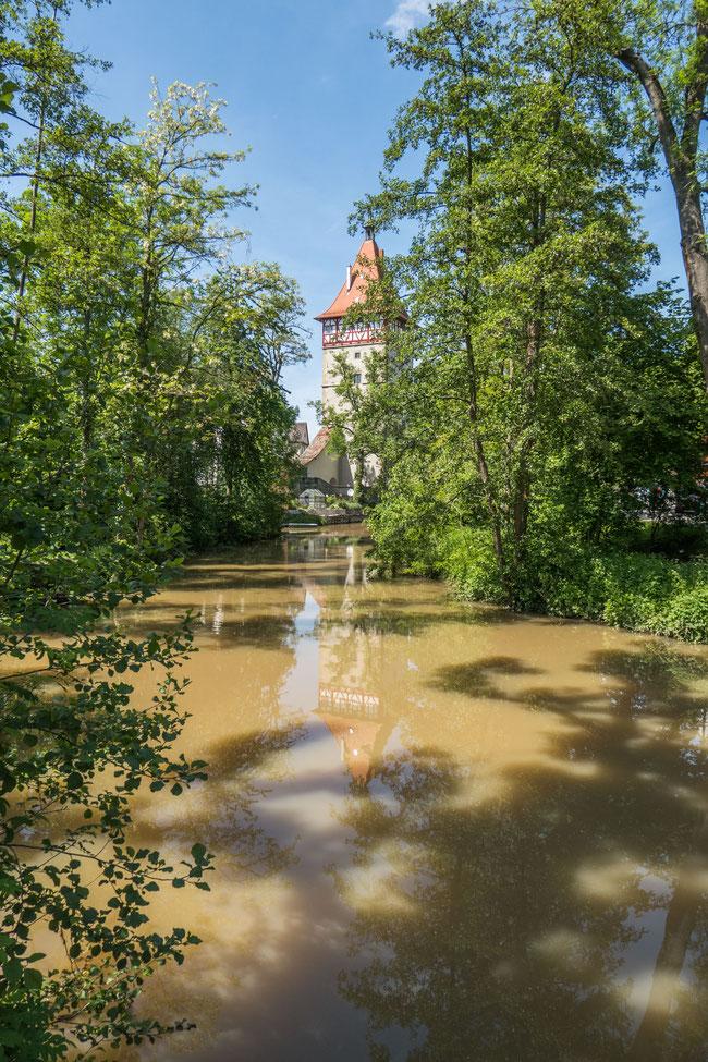 © Traudi - das Beinsteiner Tor mit der Rems