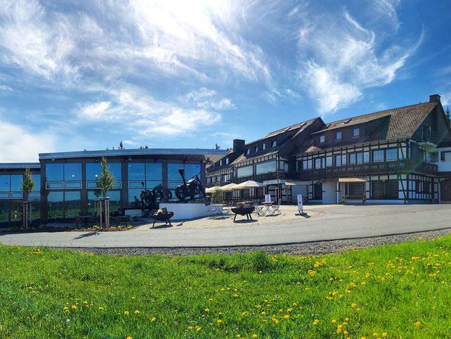 Uw driesterrenhotel in Winterberg  met zwembad - goedkope vakantie in Sauerland boeken