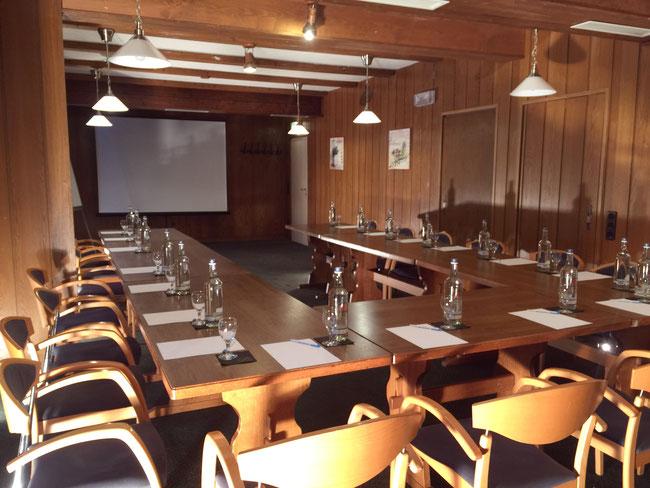 """Tagungsraum Grüner Salon: Hotel """"Der schöne Asten"""" in Winterberg"""