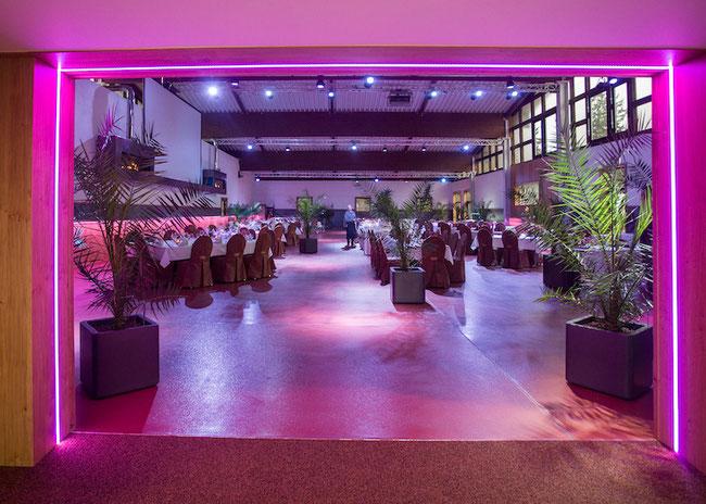 Party-Location im Sauerland