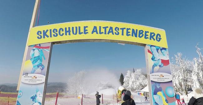 Winterurlaub im Sauerland: Skischule Altastenberg