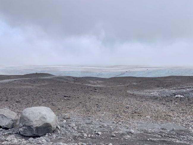Langjökull. Foto di Alessia Paionni