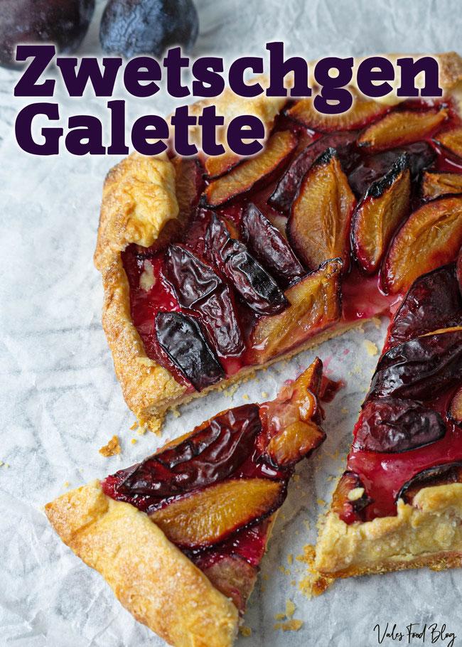 Zwetschgen Galette Zwetschgen Galette - Eine köstliche und einfache Zwetschgen Tarte zum nachbacken. Perfekt zum Frühstück, Dessert, Brunch oder Snack