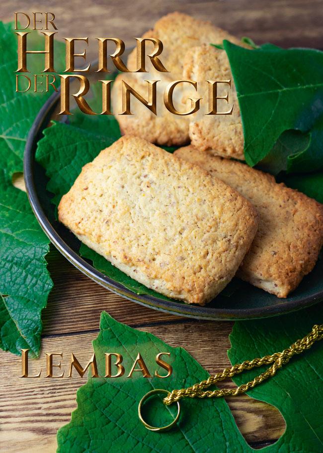 Lembas Brot aus Herr der Ringe