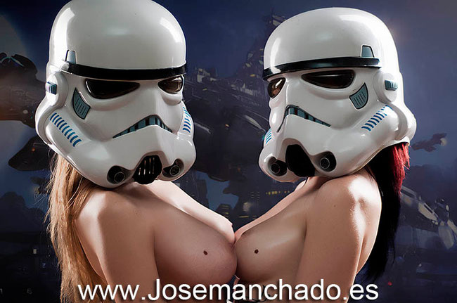 Star Wars Desnudos 3