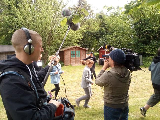 NDR Nordmagazin berichtet vom Stund-Training