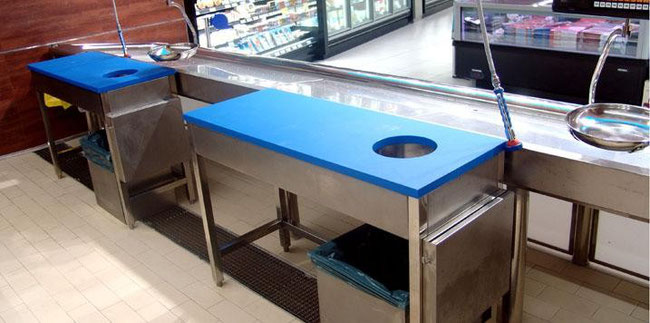 Muebles De Acero Inoxidable A Medida : Somos fabricantes hacemos toda clase de muebles en acero