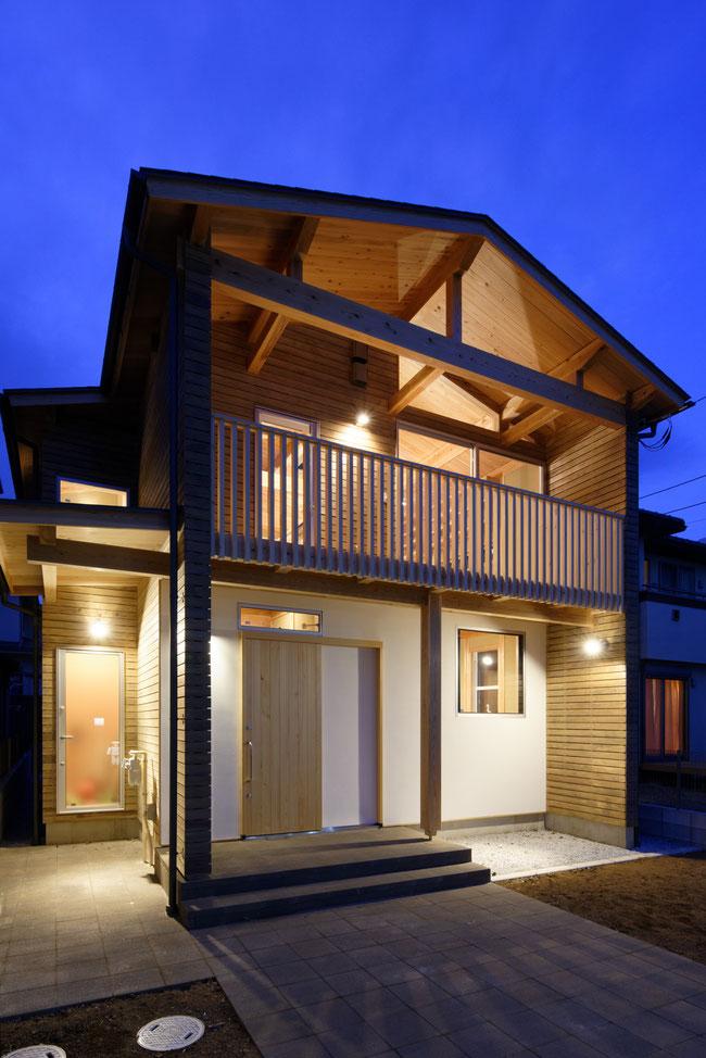 松戸、柏、流山地域の住宅設計