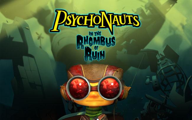 Psychonauts, Rhombus of Ruin, Psychonauts in the Rhombus of Ruin, Double Fine, Tim Schafer, Raz, Razputin, VR, Playstation, Playstation 4, PSVR, Playstation VR, PS VR, Rätsel, Virtual Reality