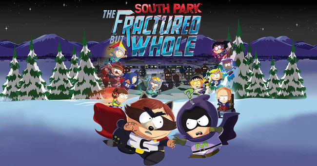 south park, the fractured but whole, coon, cartman, kyle, stan, kenny, mysterion, timmy, trey parker, matt stone, serie, cartoon, furz, zeitfurz, fast pass, moskito, super craig, towelie, tupperware, toolshed, callgirl, moses