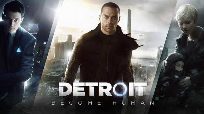 Detroit: Become Human, Kara, Connor, Markus, Quantic Dream, David Cage, Androiden, Cyberlife, Heavy Rain, Beyond: Two Souls, Fahrenheit, Kamski, 2038, Hank, Sumo, Sony Interactive Entertainment, Playstation 4