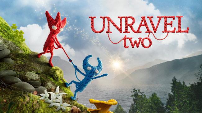 EA, Electronic Arts, EA Originals, Unravel Two, Yarny, Koop, Martin Sahlin, Garn, Funken, ColdWood