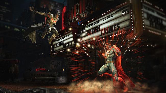 Injustice, DC, Batman, Injustice 2, WB Games, Comics, Superman, Flash, Wonder Woman, Catwoman, Green Lantern, Joker, Harley Quinn, Brainiac, Multiversum