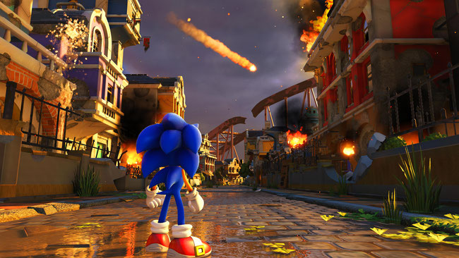 Sonic Forces, Sonic, Hedgehog, Knuckles, Tails, Eggman, Infinite, Shadow, Avatar, Jump & Run, Platformer, 3D, klassisch, Wispon, Sega, Havok