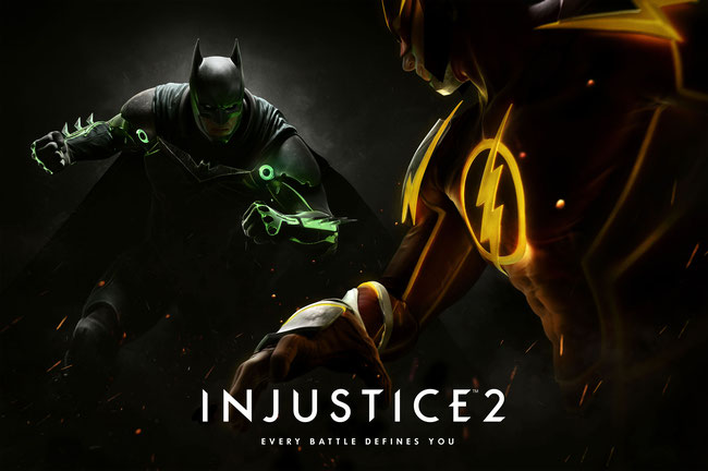 Injustice, DC, Batman, Injustice 2, WB Games, Comics, Superman, Flash, Wonder Woman, Catwoman, Green Lantern, Joker, Harley Quinn, Brainiac, Multiversum