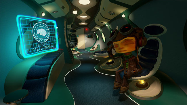 Psychonauts, Rhombus of Ruin, Psychonauts in the Rhombus of Ruin, Double Fine, Tim Schafer, Raz, Razputin, VR, Playstation, Playstation 4, PSVR, Playstation VR, PS VR, Rätsel, Virtual Reality