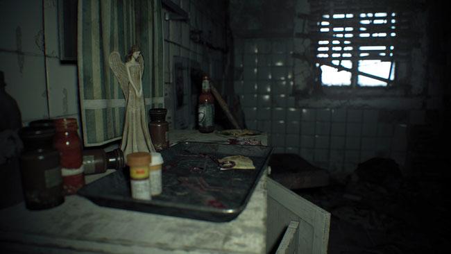 Resident Evil, biohazard, Resident Evil 7, Beginning Hour, Teaser, Capcom, Baker, Family, Eveline, Ethan,