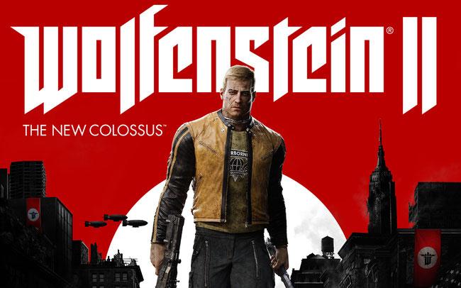 Wolfenstein, Wolfenstein 2, BJ Blazkowicz, Terror Billy, Ausmerzer, Nazis, Regime, Hitler, Anya, Sturmgewehr, Venus, Bethesda, MachineGames, Shooter, FPS, Amerika, Widerstand