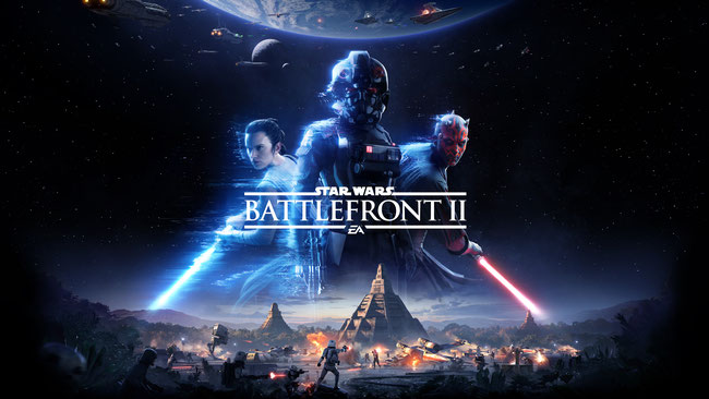 star wars, battlefront, star wars battlefront 2, darth vader, rey, the last jedi, luke, yoda, darth maul, poe, x-wing, millenium falcon, force, jedi, sith, ea, electronic arts, yakku, dice, iden versio, han solo, chewbacca, kylo ren, darth maul, inferno