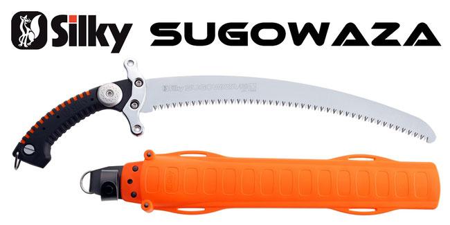 Handsäge Silky Sugowaza 420-6.5