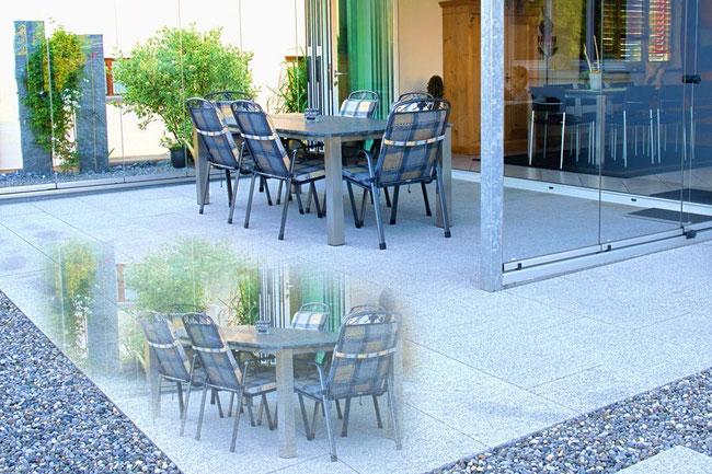Gartengestaltung Simon Wüst, Wuest, Montlingen