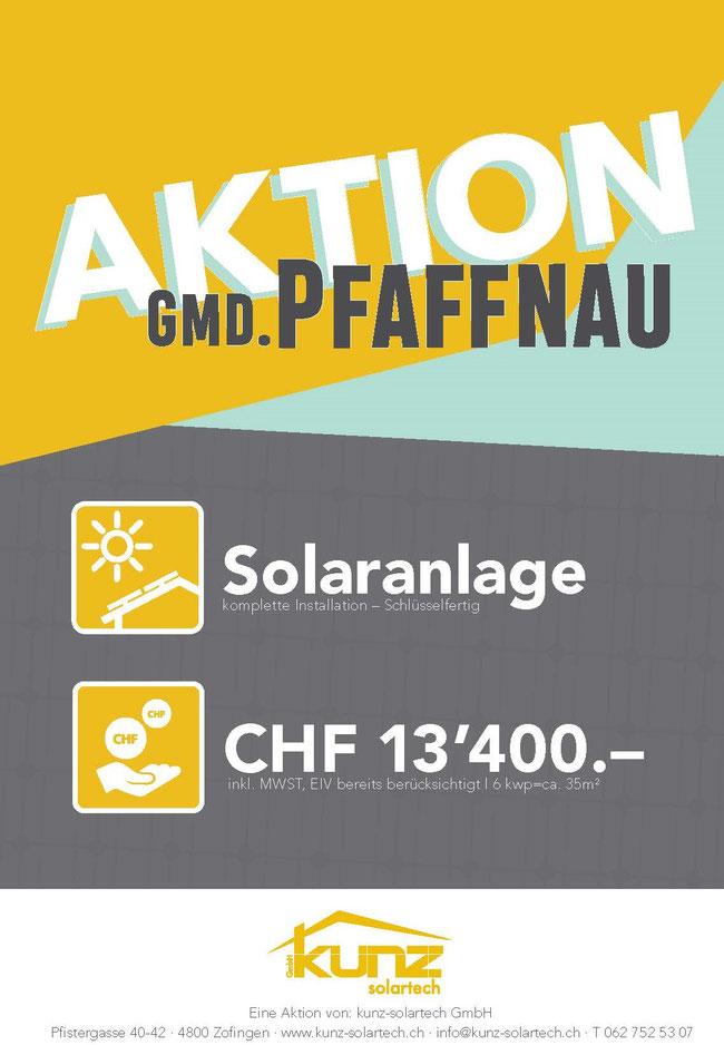 Aktion Gemeinde Pfaffnau