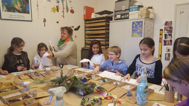 #Kindergeburtstag #Geburtstag #feiern#Mannheim #Durchblick_Glasgestaltung #kreativ #bastelnmitkindern