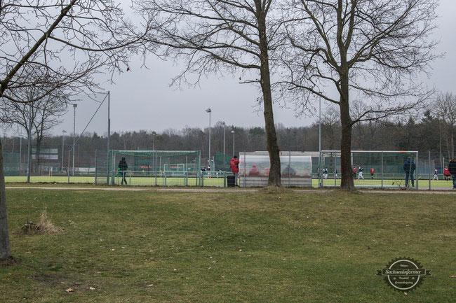 Sportanlage Mögeldorf - Kunstrasen - SpVgg Mögeldorf 2000