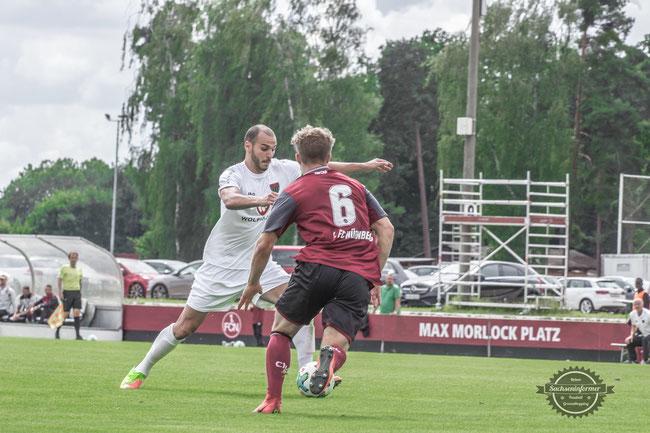 1.FC Nürnberg U21 - Sportpark Valznerweiher