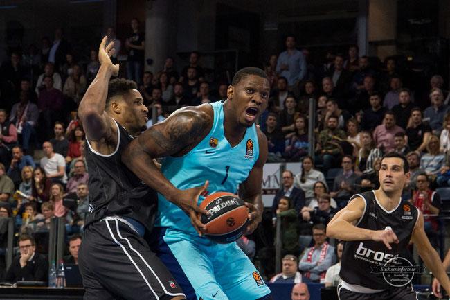 Brose Baskets Bamberg - Arena Nürnberger Versicherung