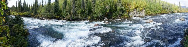 Upper Canyon Kobuk River