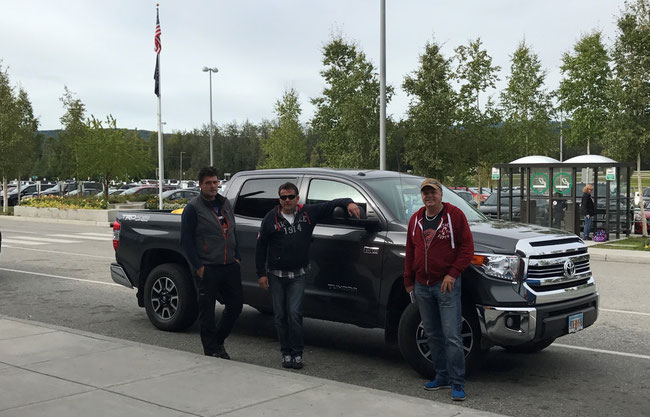 Toyota Tundra Fairbanks