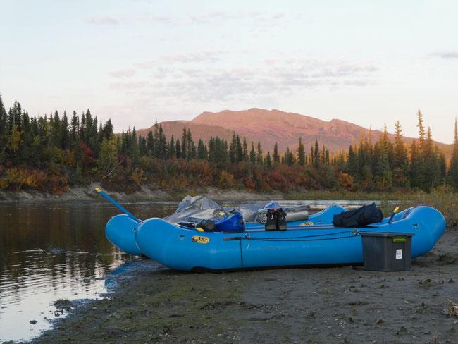 Floattrip Kobuk River, Alaska