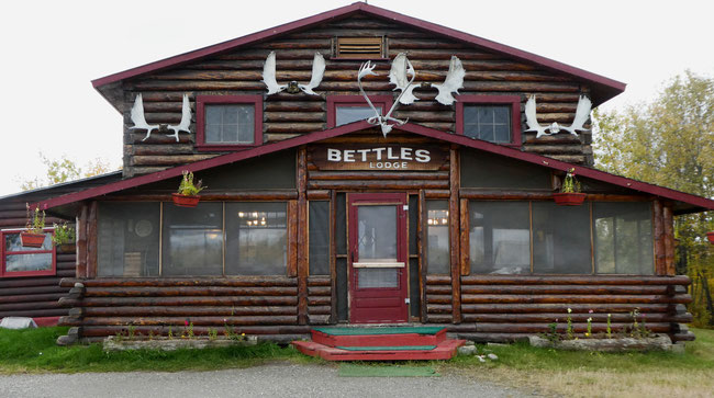Bettles Lodge, Alaska